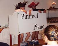 Pimmel Piano, der Party Gag